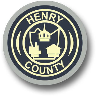 Seal of Henry County Virginia